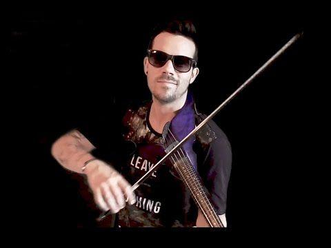 Clean Bandit - Rather Be (Violin Cover by Robert Mendoza)
