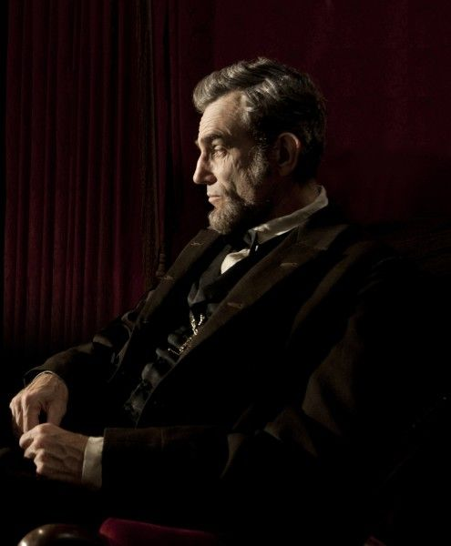 First Look At LINCOLN Directed by Steven Spielberg! #Lincoln #Disney
