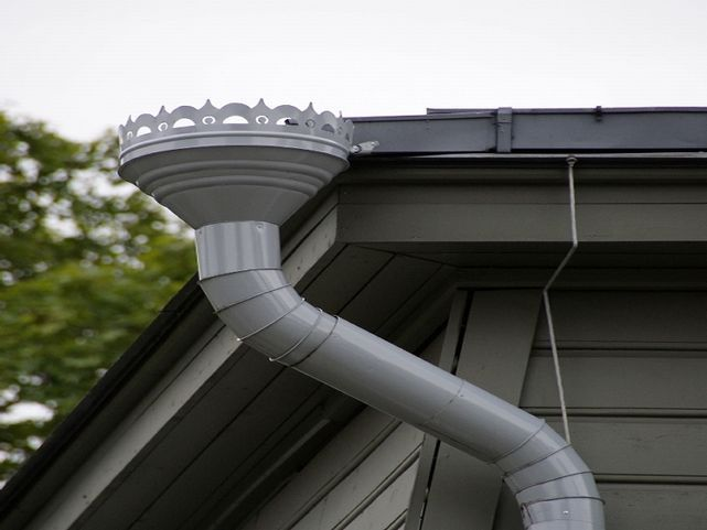 17 Best Images About Gutters Downspouts On Pinterest