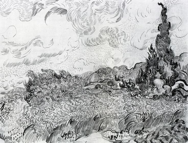 """""""Vincent van Gogh's more than 1,100 drawings remain comparatively unknown…"""