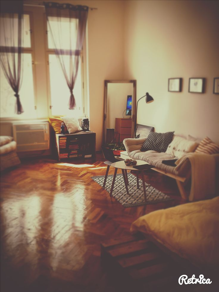 ...Prague Karlin studio - bringing life to a small studio apartment, working with recycled wood and palettes, as well as Danish furniture, creating a cosy and romantic atmosphere...