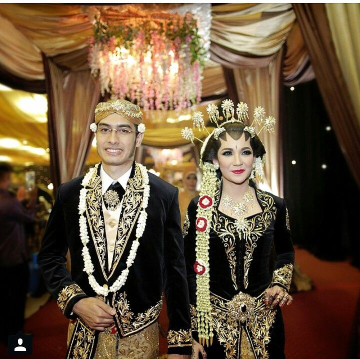 classic kebaya for wedding