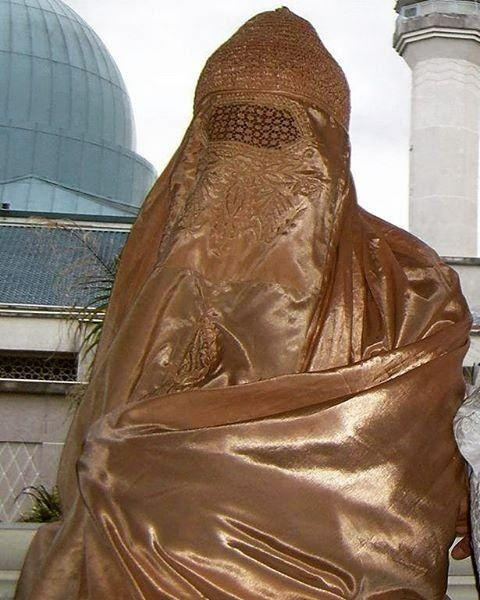 Ayşe Eroğlu Tarafından Niqab Burqa Veils Amp Masks