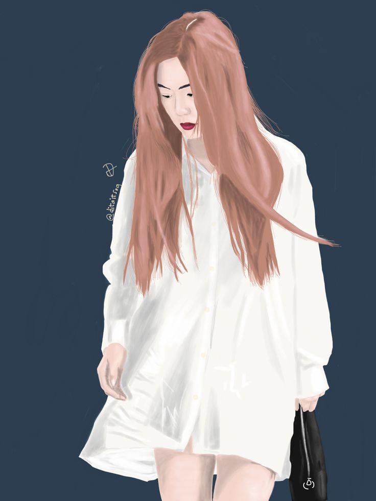 Red Velvet's Irene..