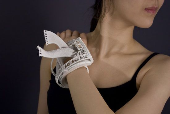 3ders.org - Joshua Demonte: create architectural jewelry with 3D printing | 3D Printer News & 3D Printing News
