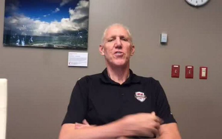 Bill Walton, a modern-day Job, spreads message of hope through spinal surgery. How can he inspire other students at UK?
