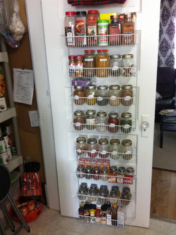 10 besten Spice Rack Ideas Bilder auf Pinterest - gewürzregale für küchenschränke