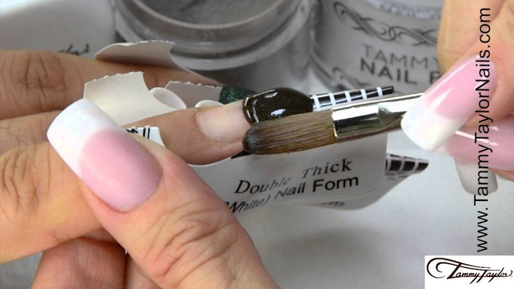 ♡ Tammy Taylor Sculptured Acrylic Nails with Rustic Christmas Collection...