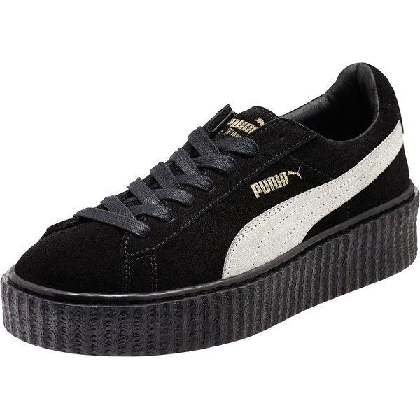 sneaker platform puma