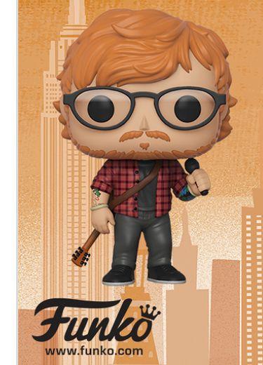 Ed Sheeran?
