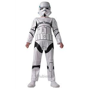 Rubies Star Wars Stormtrooper Kostümü 5-6 Yaş, erkek çocuğu doğum günü kıyafetleri