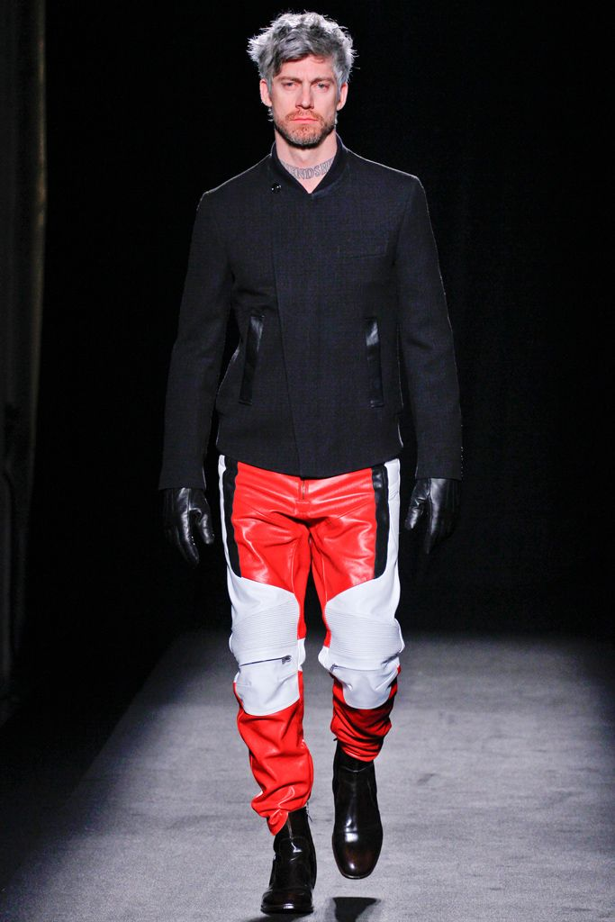 Maison Martin Margiela   Fall 2012 Menswear