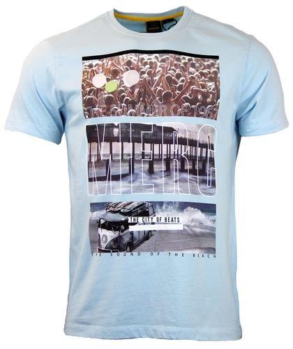 Brand: Merc Colour: Cool Blue. Composition: 100% Cotton. Care: Machine wash. Please refer to garm
