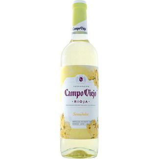 CAMPO VIEJO vino blanco semidulce D.O. Rioja botella 75 cl-Tu Supermercado Online de Confianza - Supermercado El Corte Inglés