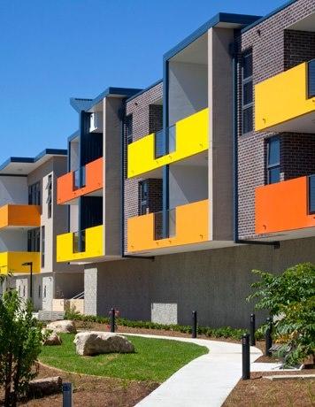 Sociale huisvesting Australie