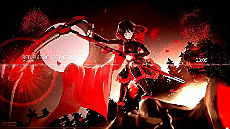 RWBY Theme: Red like Roses Extended (RoosterTeeth)