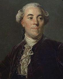 Portrait de Jacques Necker, par Joseph-Siffrein Duplessis.