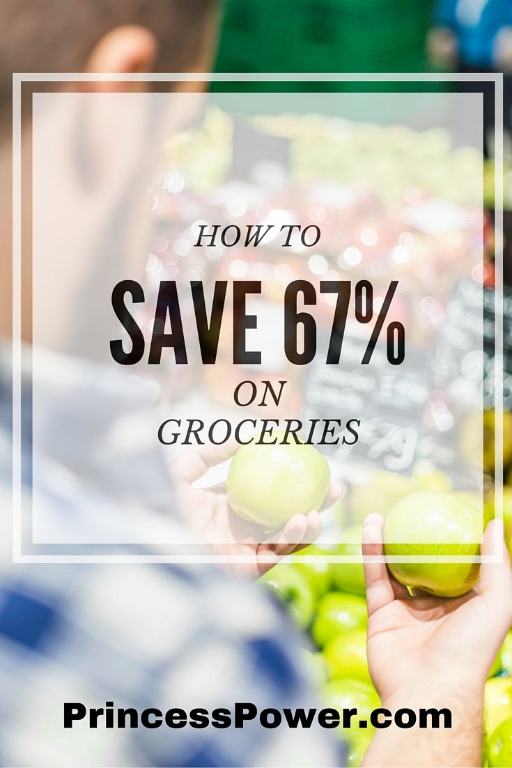 grocery shopping on a budget + grocery list on a budget + save money + money saving tips