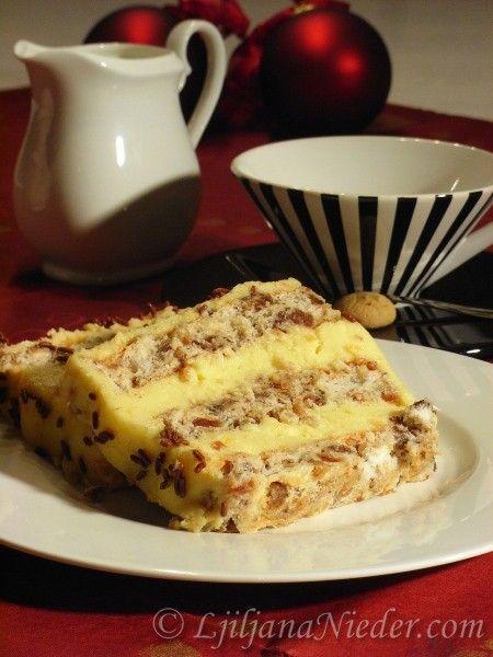 Recept Splitska torta
