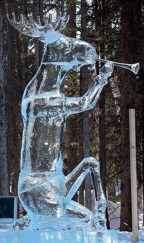 Ice Sculpture - Fairbanks, Alaska 2009
