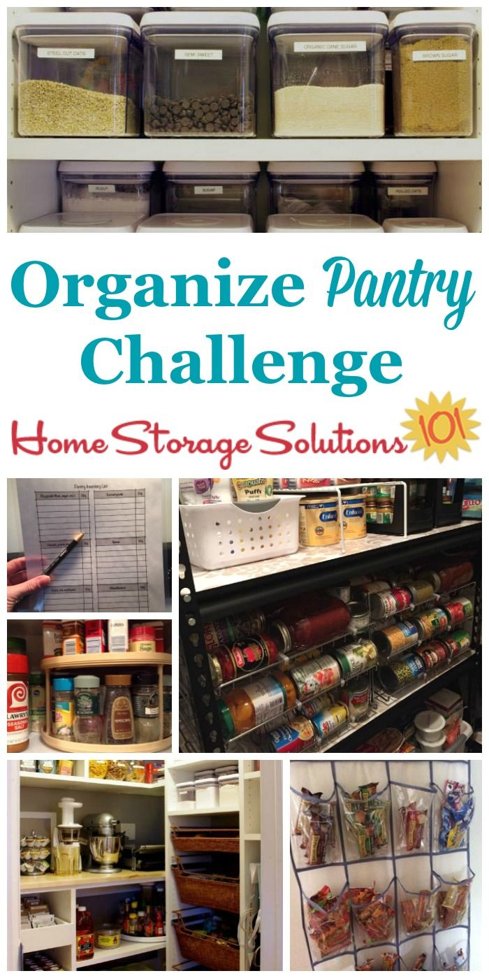205 Best Pantry Organization Images On Pinterest Ad Home