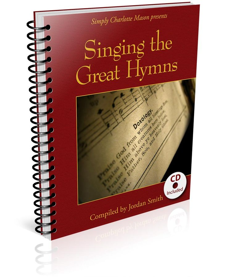 Hymn Study Resource from Simply Charlotte Mason