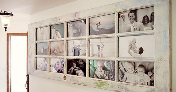 Zdajú sa Vám rámčeky na fotky dostupné v obchodoch prehnane drahé a bez kreatívneho nápadu? Chcete pre svoje fotky niečo výnimočné? Tak si ich zarámujte do dverí! Ako na to?