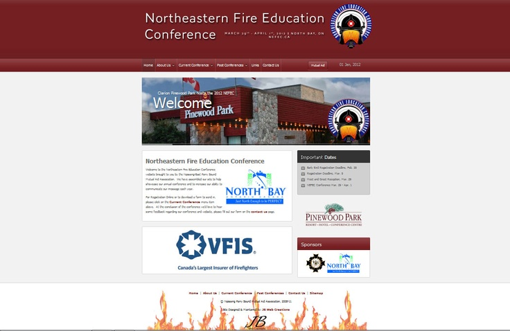 Northeastern Fire Education Conference