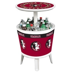 Love this -Florida State University Seminoles Cooler Kooler  sc 1 st  Pinterest & 159 best FSU Football/Tailgate ......Go NOLES images on Pinterest ...