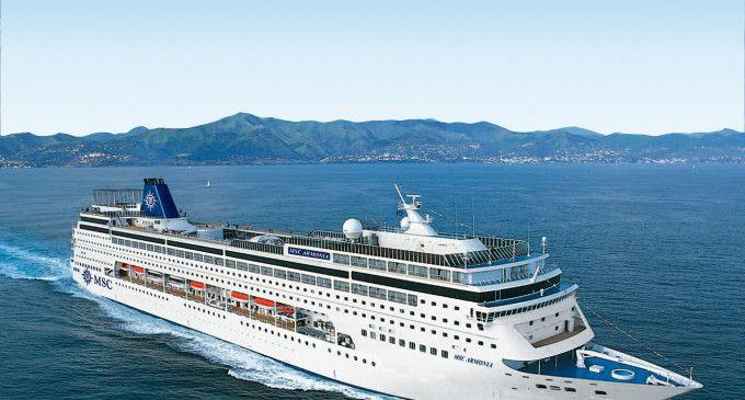 MSC Armonia parte da Las Palmas alla scoperta delle Canarie, Madeira e Marocco