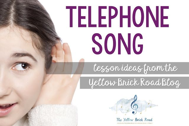 Telephone Song | The Yellow Brick Road