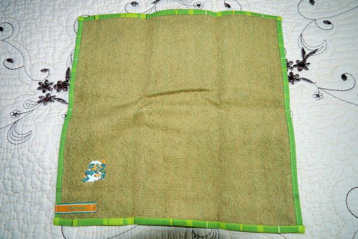 Handkerchief Set green back