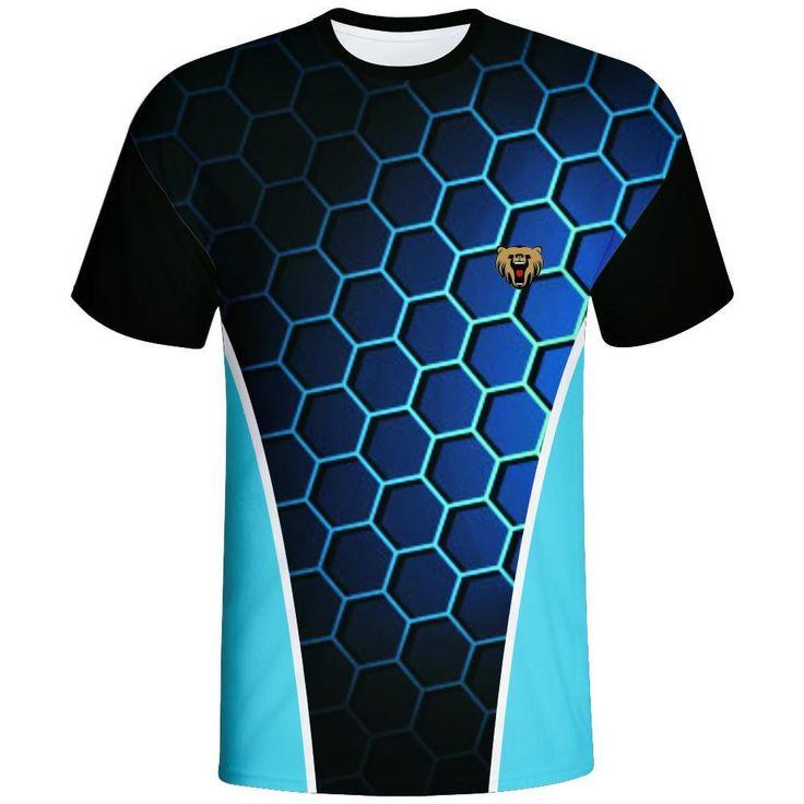 Vimost Design Esports Match UK,CA,USA Gaming Championship Jersey - M in 2021 | Black design, Design, Esports