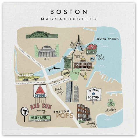 J.Crew Store Location Series {Boston}