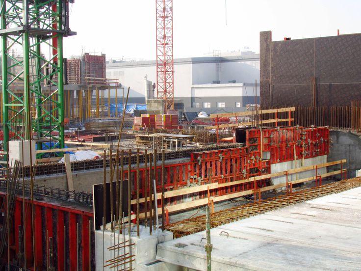Gdynia Waterfront - pnie się w górę! Budowa idzie całkiem szybko! Wygląda nieźle :)