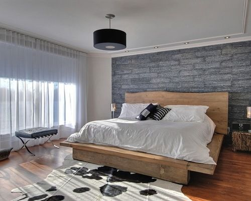 13 besten Rustic Modern Bedrooms Bilder auf Pinterest Wohnideen