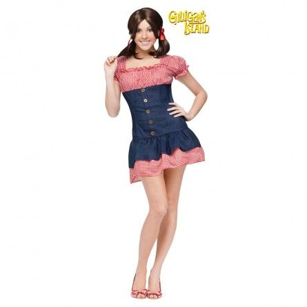Mary Ann Character Costume
