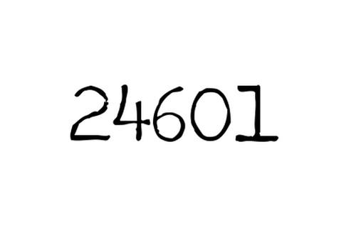 Les Mis | What's the significance of  #24601 in Les Misérables?