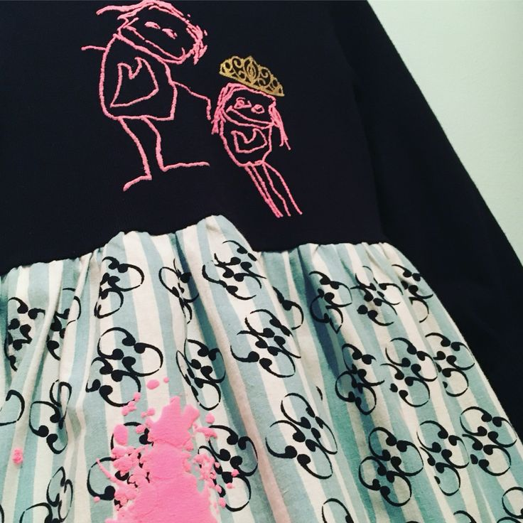 Silkscreenprint. Patternmaking.