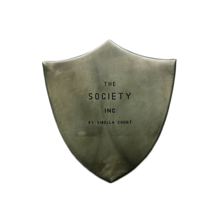 Shield Candle | The Society inc. by Sibella Court