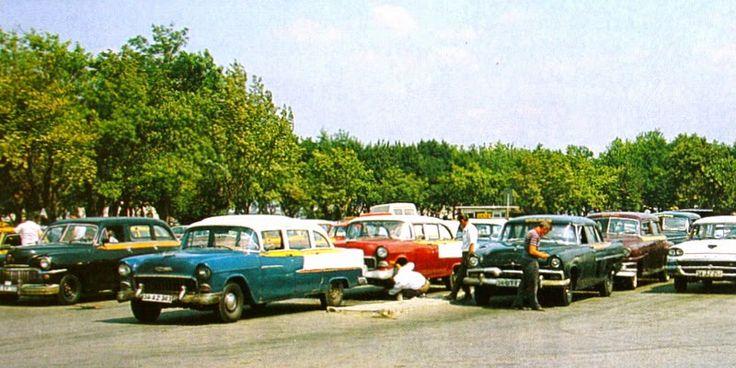 kadıköy bostancı dolmuş durağı 1990