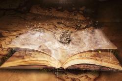 Los libros son compañeros, maestros, magos, y banqueros de los tesoros de la mente. Son portadores de civilización.