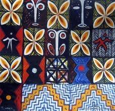Carole's Chatter: Fatu Feu'u - do you like his art?