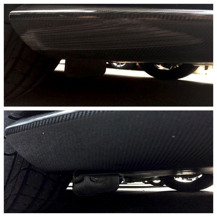 #McLaren bumpers and kerbs don't mix well. But we fix 'em. www.PerfectDetailingProducs.co.uk #SMARTrepairs 01932 835475 #motorhappy