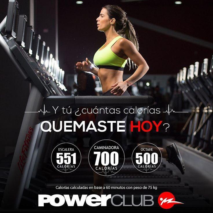 Viernes y no has entrenado ?? @powerclubpanama #YoEntrenoEnPowerClub  Y Tu ? Cuantas Calorias Quemaste Hoy ?