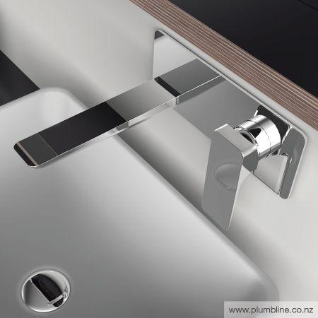 Como Wall Mount Mixer - Bathroom Tapware - Bathroom
