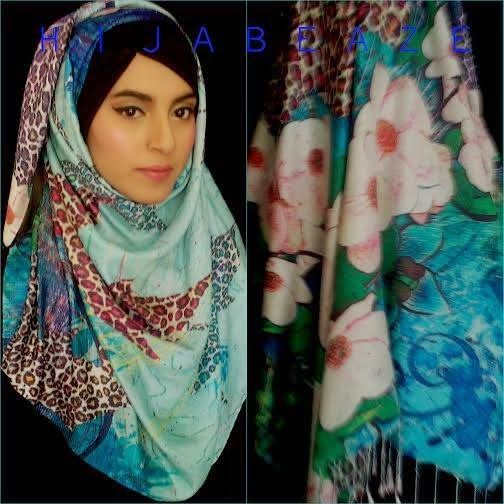 Exclusive Hijab Styles 2015 for Girls | Latest Hijab Fashion