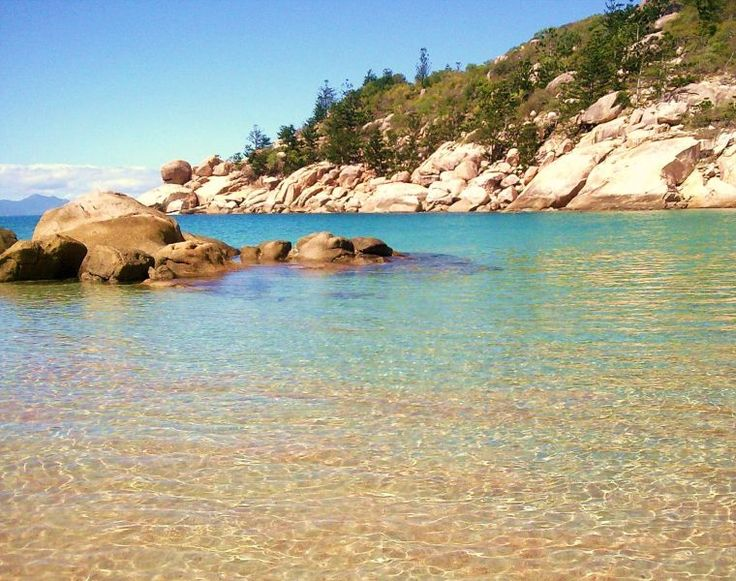 Magnetic Island, Queensland, Australia My home sweet home... ☀