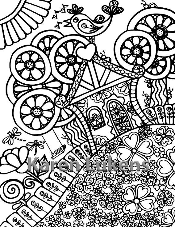 Check Out This Item In My Etsy Shop Adult ColoringColoring
