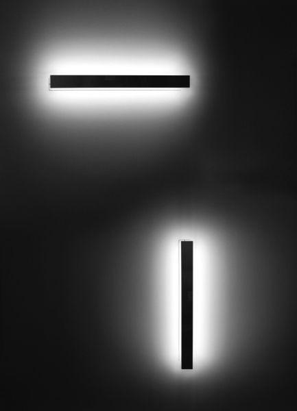 spingi wall lamp: minimal design   lighting . Beleuchtung . luminaires   Design: Mario Nanni for Viabizzuno  